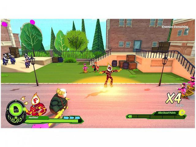 Imagem de Ben 10 para PS4