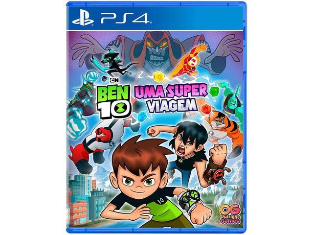 Jogo Ben 10 Power Trip - Xbox Series X - D3publisher