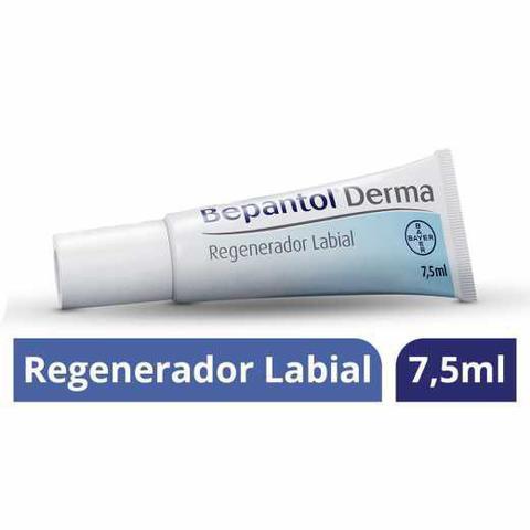 Imagem de Bepantol Derma Creme Fps30 Regenerador Protetor Labial 7,5ml