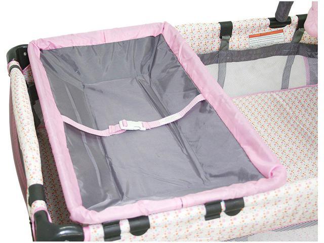 Imagem de Berço Baby Style Plus Jardim Desmontável