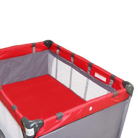 Imagem de Berço Cercado Desmontável Portátil Vira Chiqueirinho Compacto - Baby Style