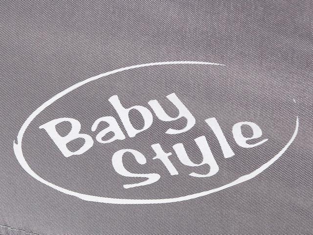 Imagem de Berço Desmontável Baby Style Compacto