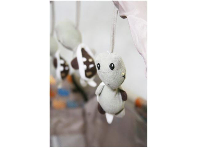 Imagem de Berço Portátil Baby Style Plus Elefante
