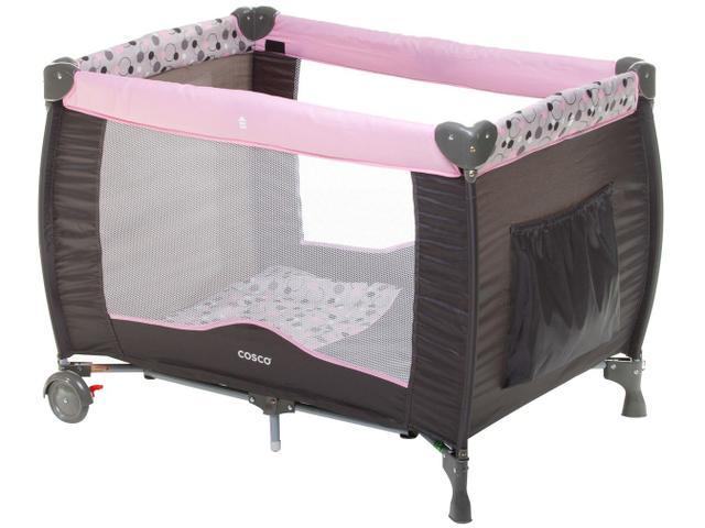 Imagem de Berço Portátil Cosco Toybar Desmontável