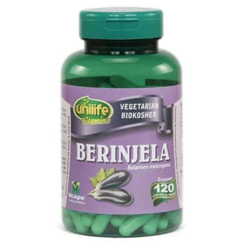 Imagem de Berinjela 120 Cápsulas 350mg - Unilife