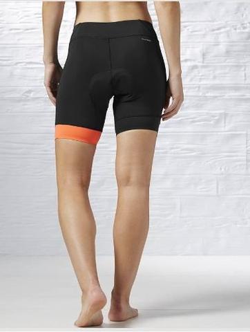 Imagem de Bermuda FEMININA De Ciclismo Reebok Ultra Proteção Forro Anatômico
