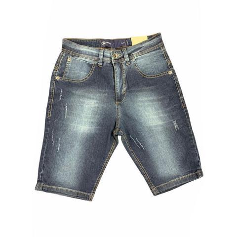 Imagem de Bermuda Jeans Masculina Tradicional H45DSTP1Z