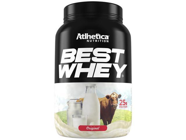 Imagem de Best Whey 900g Original - Atlhetica Nutrition