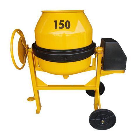 Imagem de Betoneira 150 litros c/ cremalheira com motor - Horbach