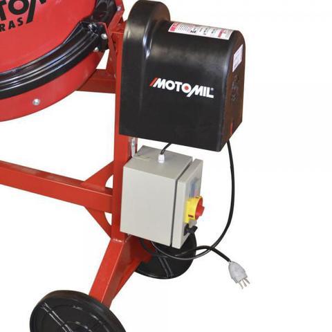 Imagem de Betoneira 150 Litros com Chave de Segurança 220V - MB150L - Motomil