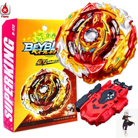 Imagem de Beyblade Burst SuperKing Booster B-172 World Spriggan