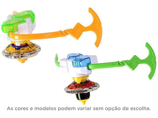 Imagem de Beyblade Candide Infinity Nado New Splitting - Combat System 24 Peças