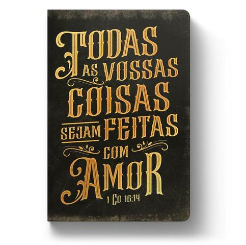 Imagem de Biblia ACF Todas as Coisas - Letra Grande Soft Touch - Sankto