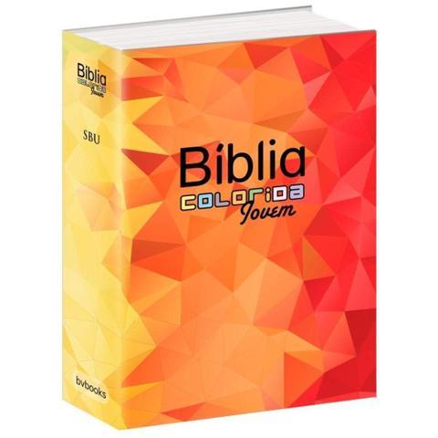 Imagem de Bíblia Colorida Jovem - Mosaico