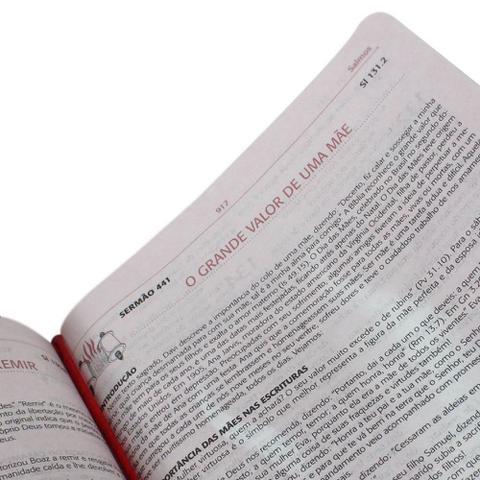 Imagem de Biblia Da Pregadora Pentecostal  Media Com Indice