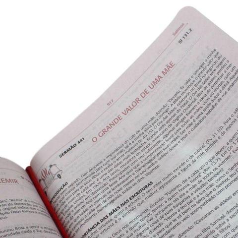 Imagem de Biblia Da Pregadora Pentecostal  Media sem Índice - Sbb