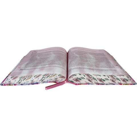 Imagem de Bíblia de Estudo da Pregadora Pentecostal com índice Grande