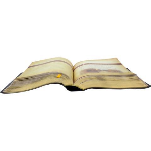 Imagem de Bíblia de estudo Holman preta - Cpad
