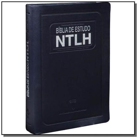 Imagem de Biblia de estudo ntlh
