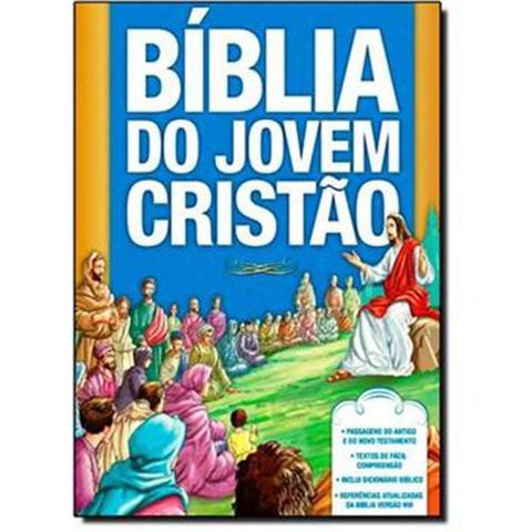 Imagem de Biblia do Jovem Cristao (c/dicionario Biblico) - Diversos