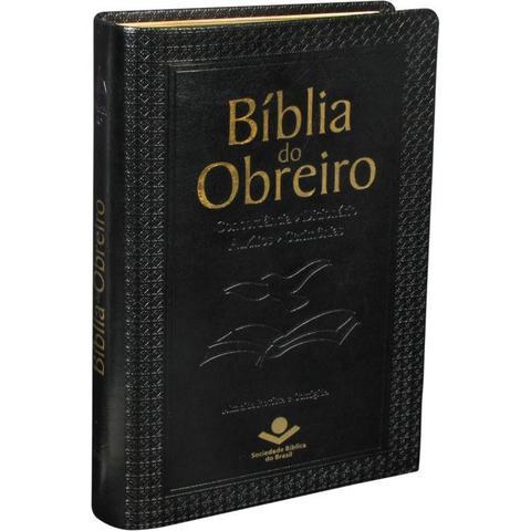 Imagem de Bíblia do Obreiro