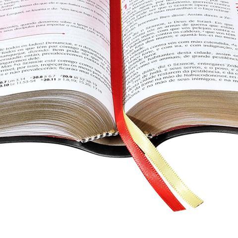 Imagem de Bíblia estudo pregador pentecostal almeida corrigida grande