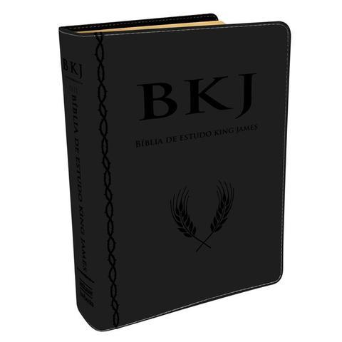 Imagem de Bíblia King James De Estudo Holman - Preta + marca página