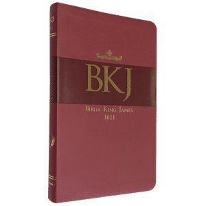 Imagem de Bíblia King James Fiel Ultra Fina