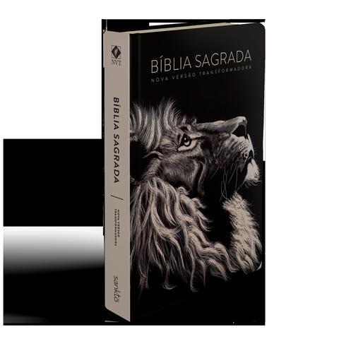 Imagem de Bíblia NVT 960 Lion Head - Letra Normal