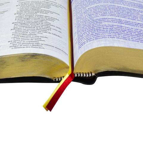Imagem de Bíblia Pregador Pentecostal - Preta - NAA - Sbb