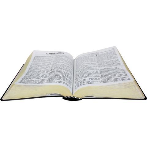Imagem de Bíblia Sagrada Com Harpa Cristã - Letra Gigante - Sbb
