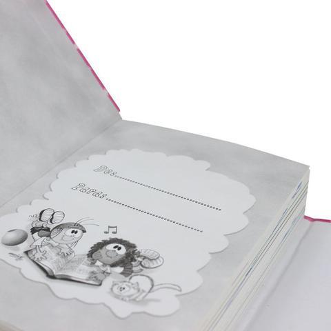 Imagem de Bíblia Sagrada Infantil Mig e Meg  - NTLH - Capa Dura Rosa