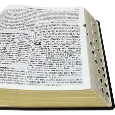 Imagem de Bíblia Sagrada Letra Extragigante