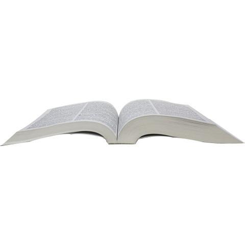 Imagem de Bíblia Sagrada Letra Grande com Harpa - Almeida Revista e Corrigida