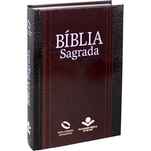 Imagem de Bíblia Sagrada Nova Almeida Atualizada Capa Dura - Sbb