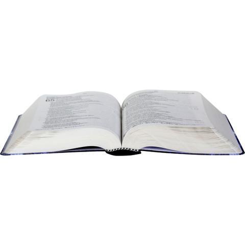Imagem de Bíblia Semiflex  Letra Gigante  Pequena - Sbb
