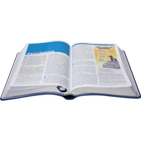 Imagem de Bíblia Visual com Infográficos