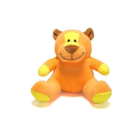 Imagem de Bicho de Pelúcia 17cm - Tigre Laranja - Unik Toys