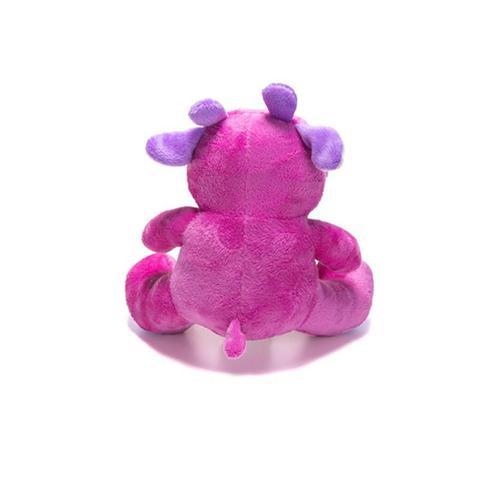 Imagem de Bicho de Pelúcia 17cm - Vaquinha Pink - Unik Toys