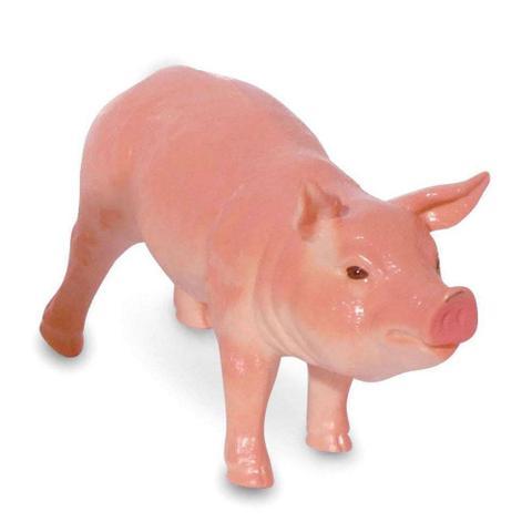 Imagem de Bicho Mundi Animais da Fazenda - Porco - DTC