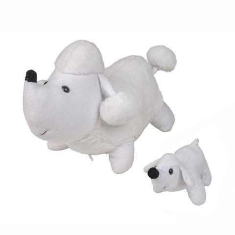 Imagem de Bichos Grávidos - Poodle com Filhote - Antialérgico - Bichos de Pano