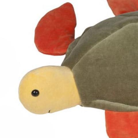 Imagem de Bichos Grávidos - Tartaruga Marinha com 2 Filhotes - Antialérgico - Bichos de Pano