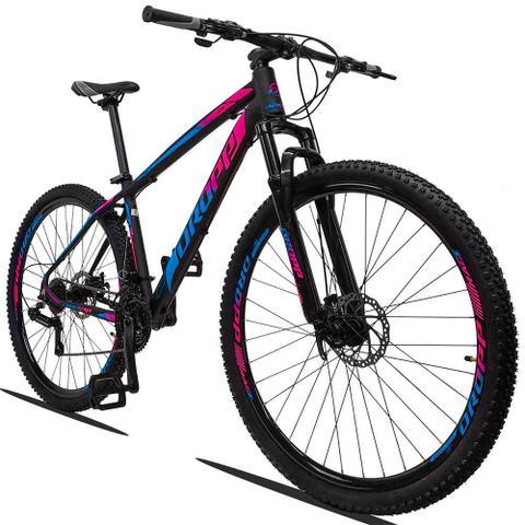 Imagem de Bicicleta 29 DROPP Z3 Câmbio Shimano 21V Disc Pdvela Alumin