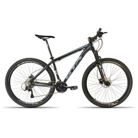 Imagem de Bicicleta 29 GTA NX11 24V Freio Hid. Susp. com Trava Preto com Grafite 19