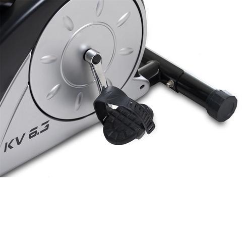Imagem de Bicicleta Aeróbica Com Sensor Cardíaco Hand Grip Kv63 Kikos