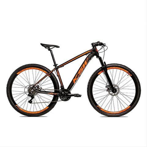 Imagem de Bicicleta Alumínio Aro 29 Ksw 24 Velocidades Freio a Disco KRW16