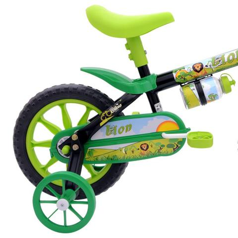 Imagem de Bicicleta Aro 12 Cairu Lion Masculina - 121483