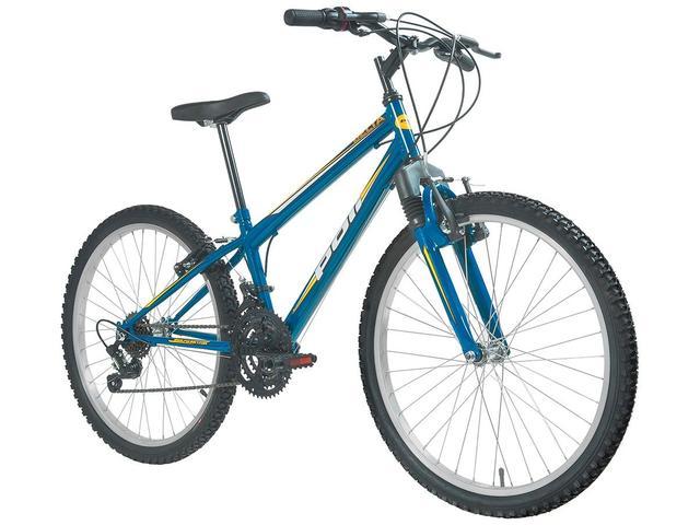 Imagem de Bicicleta Aro 24 Mountain Bike Polimet Delta