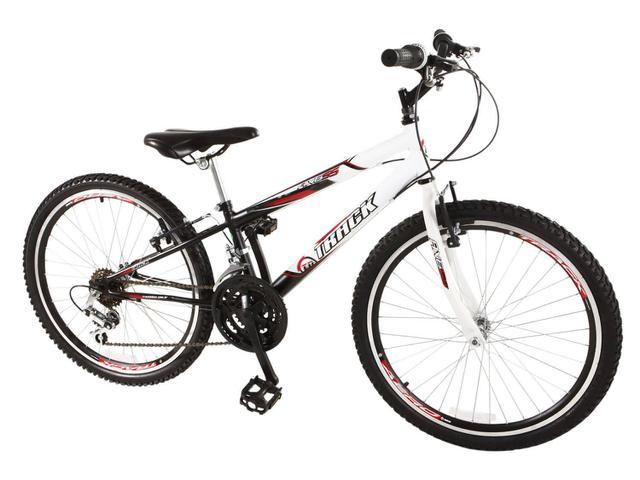 Imagem de Bicicleta Aro 24 Track  Bikes Axess Freio V-Brake