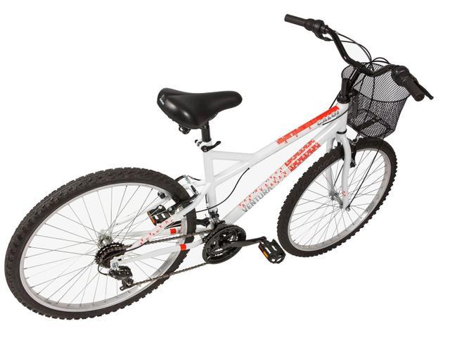 Imagem de Bicicleta Aro 26 Caloi 2021 Ventura T18R26V21 Aço